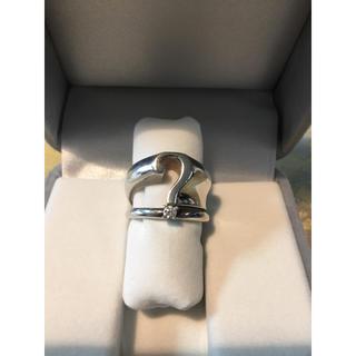 ドゥロワー(Drawer)の専用出品ドゥロワー 購入 レタリング925シルバーリング (リング(指輪))
