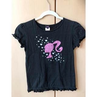 バービー(Barbie)のBarbie 半袖 カットソー サイズ2 160センチ(Tシャツ/カットソー)
