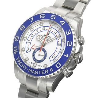 ロレックスヨットマスターII 116680(腕時計(アナログ))