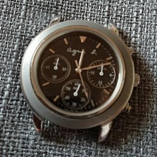 アニエスベー(agnes b.)のagnes b. V654-6100 ジャンク品(腕時計)