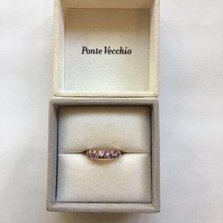 ポンテヴェキオ(PonteVecchio)の専用 ポンテヴェキオ ピンキーリング(リング(指輪))