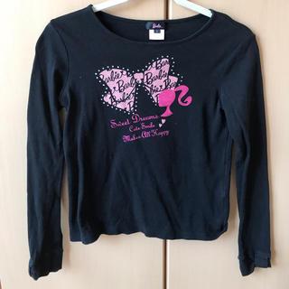 バービー(Barbie)のBarbie 長袖 カットソー  サイズ2 160センチ(Tシャツ/カットソー)