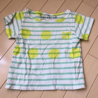 ニードルワークスーン(NEEDLE WORK SOON)のNEEDLE WORK SOON  Tシャツ 100(Tシャツ/カットソー)