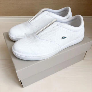 db827fc065404 LACOSTE - ☆送料無料☆LACOSTE ポロシャツワンピ 赤の通販 by 💎live ...