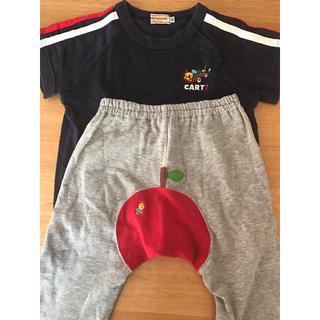 ミキハウス(mikihouse)のミキハウス Tシャツ&パンツ(Tシャツ/カットソー)