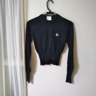 ヴィヴィアンウエストウッド(Vivienne Westwood)のヴイヴイアンウエストウッド長袖セーター(ニット/セーター)