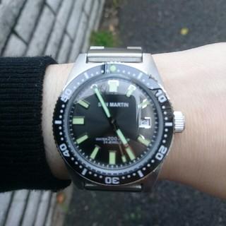セイコー(SEIKO)のSEIKO ファーストダイバー オマージュ 62MAS NH35 SBDX019(腕時計(アナログ))