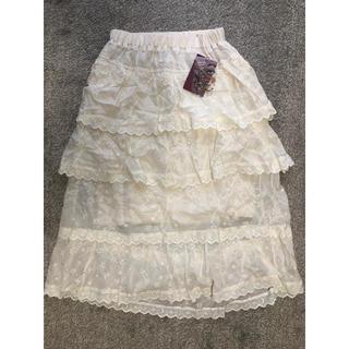 スコッチアンドソーダ(SCOTCH & SODA)の新品タグ付き scotch r'belle スカート(スカート)