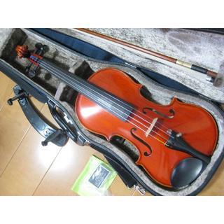 スズキ - 【美虎杢1/2】高級 国産バイオリン SUZUKI No.330 付属品セット