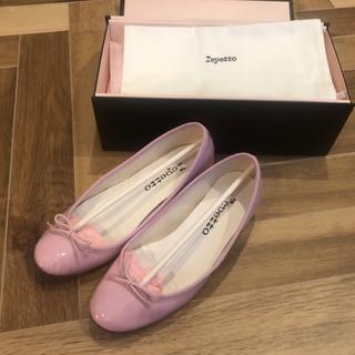 レペット(repetto)の値下げ☆repetto camille lilac pink バレエシューズ(バレエシューズ)
