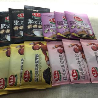 台湾 馬玉山 ドリンクセット  12袋 モリンガパウダー 雪の恋(茶)