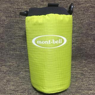 モンベル(mont bell)のmont-bell ペットボトルホルダー 0.5L 美品(日用品/生活雑貨)