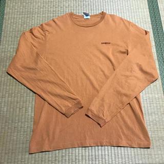 パタゴニア(patagonia)の【パタゴニア】Tシャツ 長袖 カットソー(Tシャツ/カットソー(七分/長袖))