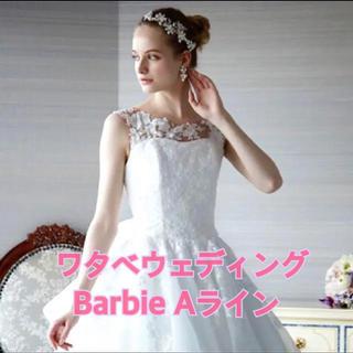 84b453e353702 バービー(Barbie)のワタベウェディング Barbie Aラインドレス 5~7号(