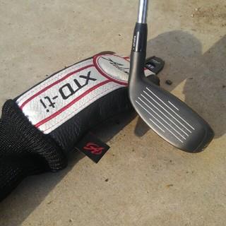 アダムスゴルフ(Adams Golf)のアダムスゴルフ ハイブリッド 23 ゚ レフティ(クラブ)