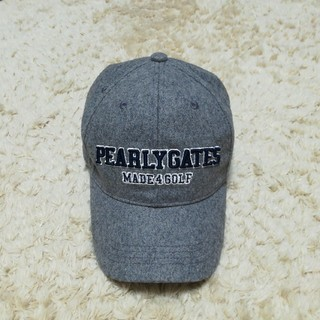 パーリーゲイツ(PEARLY GATES)のPEARLY GATES  キャップ帽(その他)