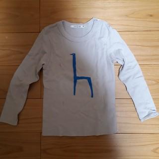 ミナペルホネン(mina perhonen)のミナペルホネンminaperhonen graffeカットソーサイズ100(Tシャツ/カットソー)