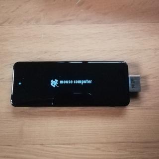 【中古】mouse computer stick pc(その他)