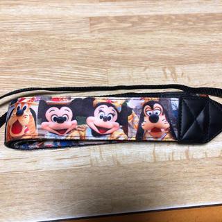 ディズニー(Disney)の値下げ!篠山紀信カメラストラップ(写真)