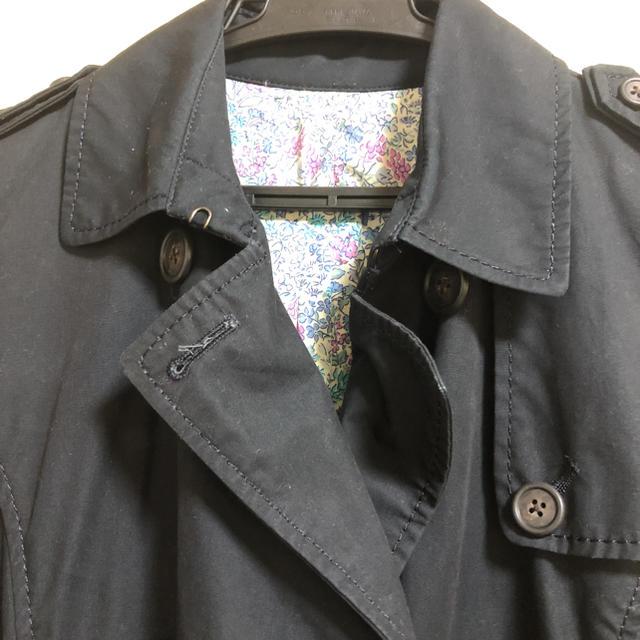 UNIQLO(ユニクロ)のレディース トレンチコート レディースのジャケット/アウター(トレンチコート)の商品写真