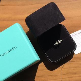 ティファニー(Tiffany & Co.)のティファニー Tワイヤーリング (リング(指輪))