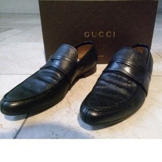 グッチ(Gucci)のGUCCI ローファー サイズ9(ドレス/ビジネス)