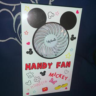 ディズニー(Disney)のミニーちゃんの可愛い、扇風機(扇風機)