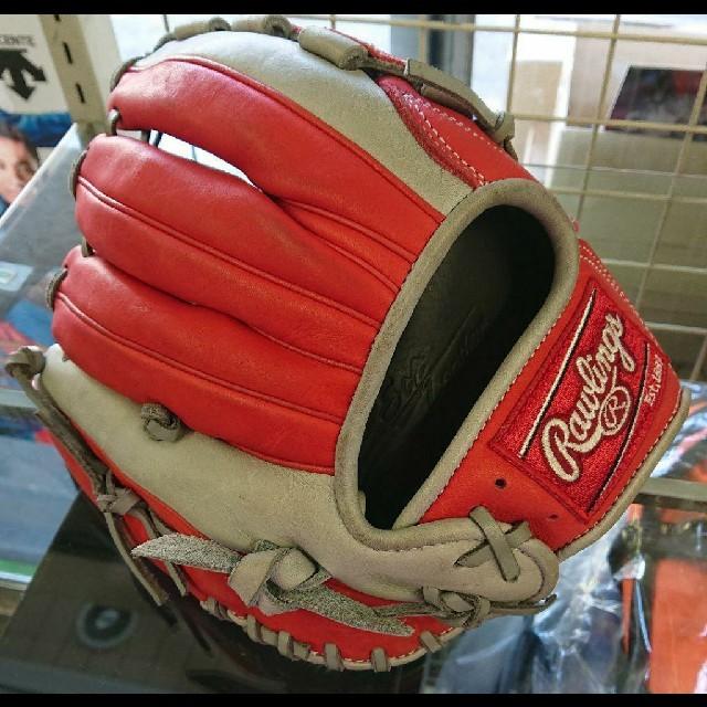 Rawlings(ローリングス)の半兵衛さま ご専用 スポーツ/アウトドアの野球(グローブ)の商品写真