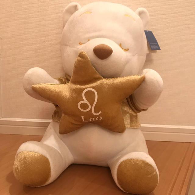 くまのプーさん(クマノプーサン)のくまのプーさん ゴールド エンタメ/ホビーのおもちゃ/ぬいぐるみ(キャラクターグッズ)の商品写真