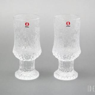 イッタラ(iittala)のイッタラ  ウルティマツーレ ホワイトワイン  ペア(グラス/カップ)