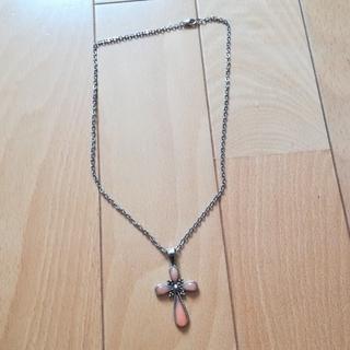 シマムラ(しまむら)のクロスのネックレス(ネックレス)