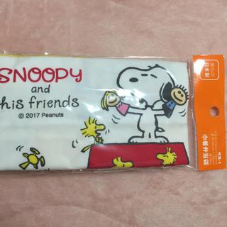 スヌーピー(SNOOPY)の巾着弁当袋  値段交渉あり(ランチボックス巾着)