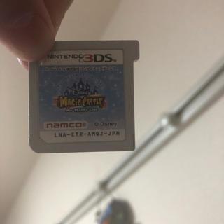 ディズニー(Disney)の3DS マジックキャッスル(家庭用ゲームソフト)