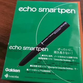 ガッケン(学研)のecho smartpen gakken 4G(PC周辺機器)