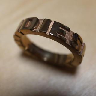 ディーゼル(DIESEL)のディーゼル DIESEL リング 指輪 10号 美品(リング(指輪))