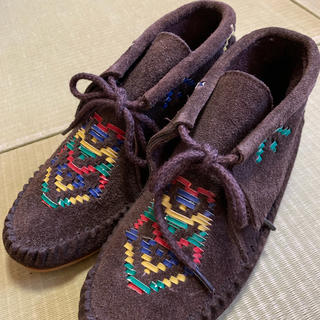 KISCO ショートブーツ(ブーツ)
