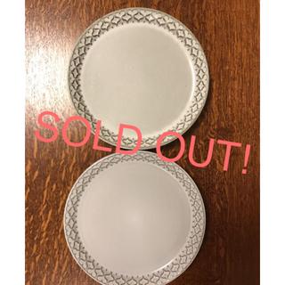 アラビア(ARABIA)のお値下げ☆Jens.H.Quistgaard  cordial  皿2枚セット(食器)