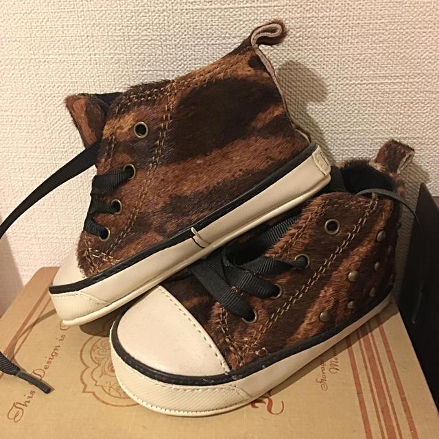 Ralph Lauren(ラルフローレン)のラルフローレン ファーストシューズ キッズ/ベビー/マタニティのベビー靴/シューズ(~14cm)(スニーカー)の商品写真