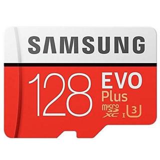 サムスン(SAMSUNG)の4K対応 書込90M サムスン マイクロSD MicroSDXC 128GB(その他)