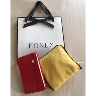 フォクシー(FOXEY)のフォクシー ノベルティ 2点セット(その他)