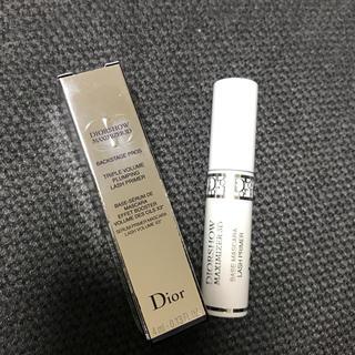 ディオール(Dior)のディオールショウマキシマイザー3D 001(マスカラ下地 / トップコート)