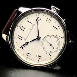 インターナショナルウォッチカンパニー(IWC)の激レア◆IWCシャフハウゼン◆IWC Schaffhausen◆腕時計◆リケース(腕時計(アナログ))