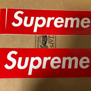 シュプリーム(Supreme)のSupreme   Box Logo ステッカー(ステッカー)