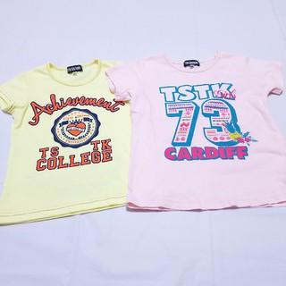 ティーケー(TK)のTK SAPKID Tシャツ 2枚セット 110センチ(Tシャツ/カットソー)