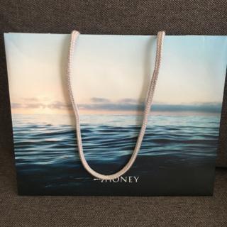ロンハーマン(Ron Herman)の【myHONEY】 ショップ袋 紙袋 (ショップ袋)