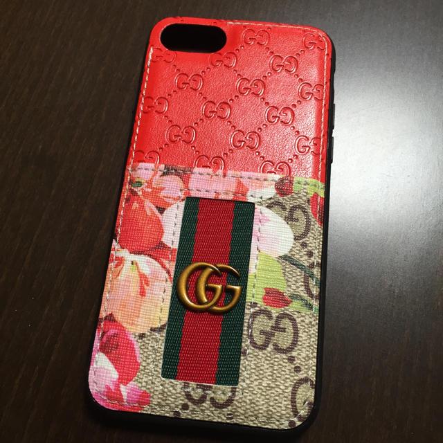 Gucci - 新品・未使用♡iPhone7/8♡スマホケースの通販