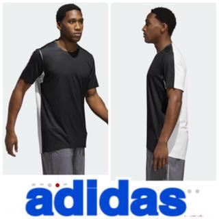 アディダス(adidas)のアディダス クールマックス Tシャツ L(Tシャツ/カットソー(半袖/袖なし))