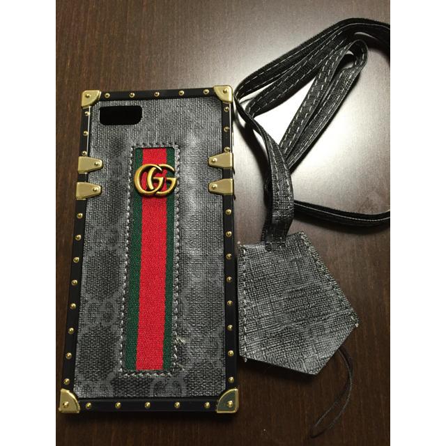 スマホ ケース アディダス iphone8 / Gucci - 新品・未使用♡iPhone7/8♡スマホケースの通販