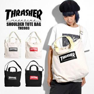 スラッシャー(THRASHER)の最安値 ショルダーバッグ THRASHER スラッシャー THC803(ショルダーバッグ)