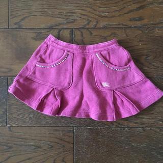 バーバリー(BURBERRY)の【子供服】Burberry バーバリー スカート 80(スカート)